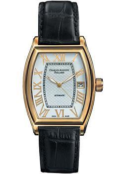 Charles Auguste Paillard Часы Charles Auguste Paillard 101.101.12.16S. Коллекция Classic Tonneau все цены