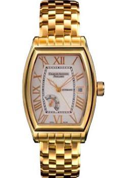 Charles Auguste Paillard Часы Charles Auguste Paillard 101.104.12.16S. Коллекция Classic Tonneau мужские часы charles auguste paillard 102 200 12 16b