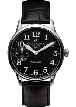 Charles Auguste Paillard Часы Charles Auguste Paillard 103.300.11.30S. Коллекция Watch Art II все цены