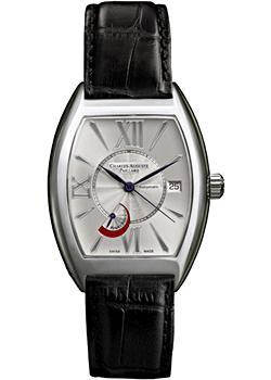 Charles Auguste Paillard Часы Charles Auguste Paillard 200.104.11.15S. Коллекция Curved Tonneau Classic часы charles auguste paillard