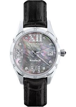 Charles Auguste Paillard Часы Charles Auguste Paillard 400.101.15.13S. Коллекция Watch Art III все цены