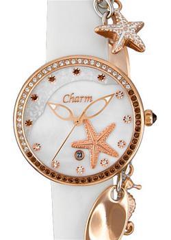 Charm Часы Charm 0749210. Коллекция Кварцевые женские часы