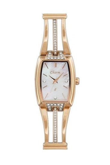 Charm Часы Charm 14009001. Коллекция Кварцевые женские часы часы женские из розового золота 91811