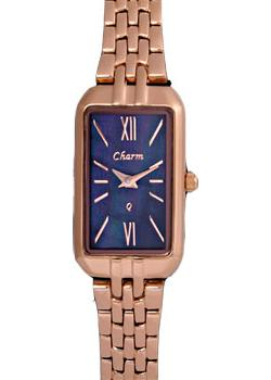Charm Часы Charm 14119727. Коллекция Кварцевые женские часы часы женские из розового золота 91811
