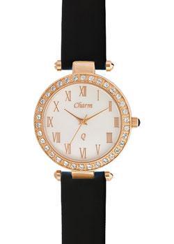 Charm Часы Charm 50009001. Коллекция Кварцевые женские часы белый снег водолазка белый снег для девочки