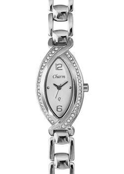 Charm Часы Charm 5010080. Коллекция Кварцевые женские часы браслет samsung charm ei an920bbegru черный