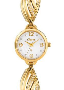 Charm Часы Charm 51166145. Коллекция Кварцевые женские часы