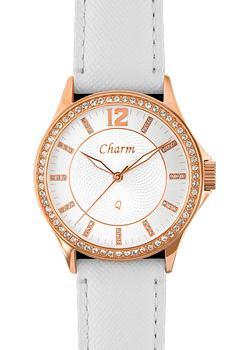 Charm Часы Charm 70259326. Коллекция Кварцевые женские часы часы женские из розового золота 91811
