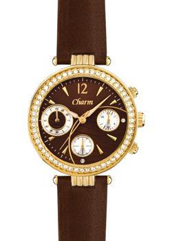 Charm Часы Charm 8046106. Коллекция Хронографы