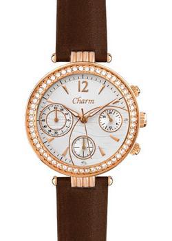 Charm Часы Charm 8049107. Коллекция Хронографы