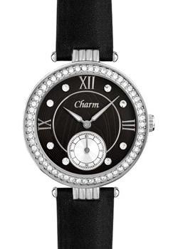 Charm Часы Charm 8140251. Коллекция Кварцевые женские часы charm часы charm 51124120 коллекция кварцевые женские часы