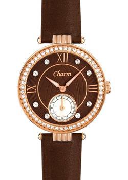 Charm Часы Charm 8149250. Коллекция Кварцевые женские часы charm часы charm 51124120 коллекция кварцевые женские часы