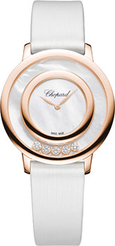Часы Chopard Happy Diamonds  209429-5103