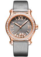 Наручные часы Chopard с серым браслетом. Оригиналы. Выгодные цены ... ffd5cf06b15