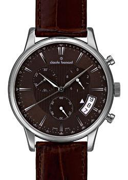цена Claude Bernard Часы Claude Bernard 01002-3BRIN. Коллекция Northline онлайн в 2017 году