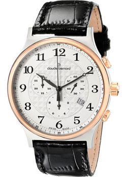Claude Bernard Часы Claude Bernard 10217-357RAB. Коллекция Classic Gents Chronograph