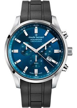 Claude Bernard Часы Claude Bernard 10222-3CABUIN1. Коллекция Aquarider цена и фото