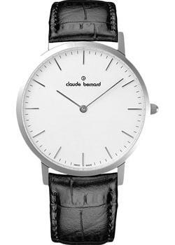 Claude Bernard Часы Claude Bernard 20202-3AIN. Коллекция Classic Slim Line мужские часы claude bernard 64005 3ain