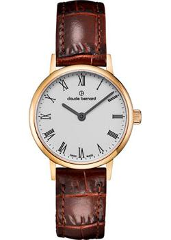 Claude Bernard Часы Claude Bernard 20215-37JBR. Коллекция Classic Ladies Slim Line claude bernard часы claude bernard 20215 37jbr коллекция classic ladies slim line