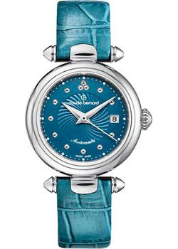Claude Bernard Часы 35482-3BUPIN. Коллекция Dress Code Mini Automatic