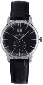 Claude Bernard Часы Claude Bernard 64005-3NIN. Коллекция Classic Gents мужские часы claude bernard 64005 3ain