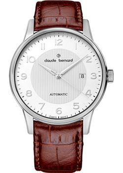 Claude Bernard Часы Claude Bernard 80091-3ABN. Коллекция Classic Automatic цена и фото