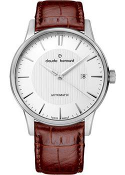 Claude Bernard Часы Claude Bernard 80091-3AIN. Коллекция Classic Automatic claude bernard watch