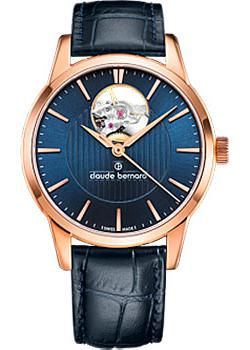Claude Bernard Часы Claude Bernard 85018-37RBUIR. Коллекция Classic Automatic Open Heart claude bernard часы claude bernard 85022 3apn коллекция dress code automatic open heart