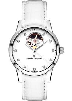 Claude Bernard Часы Claude Bernard 85018-3APN. Коллекция Classic Automatic Open Heart claude bernard часы claude bernard 85022 3apn коллекция dress code automatic open heart