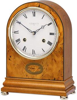 Comitti Настольные часы Comitti C4402S. Коллекция Каминные часы ws 611 2 каминные часы в стиле барокко