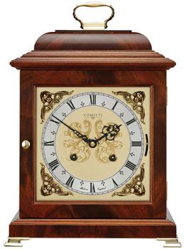 Comitti Настольные часы Comitti C4811S. Коллекция Каминные часы ws 611 2 каминные часы в стиле барокко