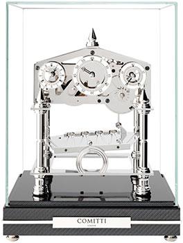 Comitti Настольные часы Comitti S203S. Коллекция Каминные часы ws 611 2 каминные часы в стиле барокко