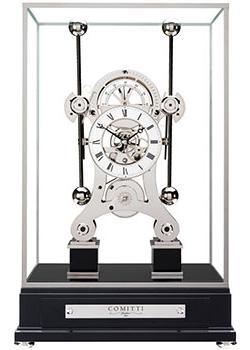 Comitti Настольные часы Comitti S236S. Коллекция Каминные часы ws 611 2 каминные часы в стиле барокко