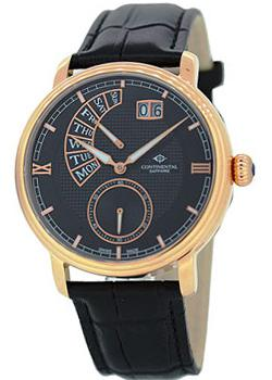 Continental Часы Continental 19240-GR554430. Коллекция Sapphire Splendour continental часы continental 12200 gd856110 коллекция sapphire splendour