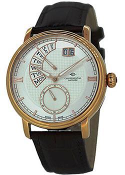 Continental Часы Continental 19240-GR556730. Коллекция Sapphire Splendour continental часы continental 14201 ld312710 коллекция sapphire splendour