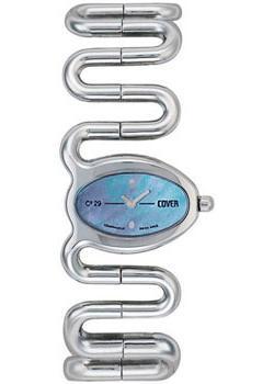 цена  Cover Часы Cover 29.ST66M. Коллекция Ladies  онлайн в 2017 году