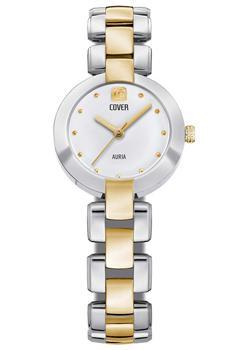 Cover Часы Cover CO159.02. Коллекция Auria cover часы cover co159 01 коллекция auria