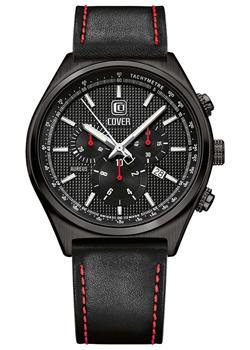 цена Cover Часы Cover CO165.07. Коллекция Aureus Chronograph онлайн в 2017 году