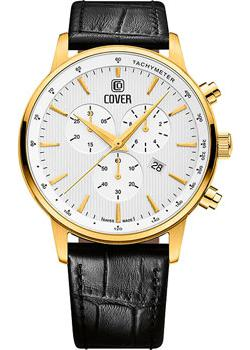 цена Cover Часы Cover CO185.07. Коллекция Classic Neville Chronograph онлайн в 2017 году