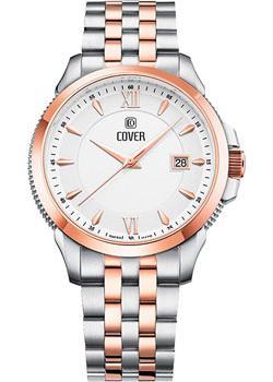 Cover Часы Cover CO189.05. Коллекция Classic Alston everswiss часы everswiss 2787 lbkbk коллекция classic