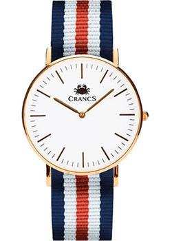 Crancs Часы Crancs 36GWG-Ny23. Коллекция Classic trio crancs часы crancs 36sws ny23 коллекция classic trio