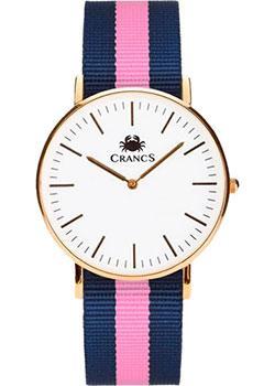 Crancs Часы Crancs 36GWG-Ny36. Коллекция Navy мужские часы crancs 40sws ny36
