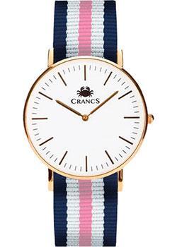 Crancs Часы Crancs 36GWG-Ny84. Коллекция Classic trio crancs часы crancs 36sws ny23 коллекция classic trio