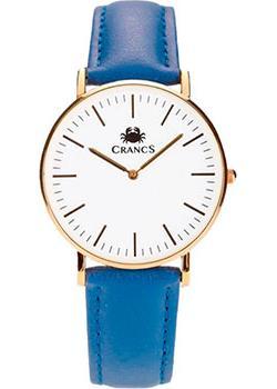 Crancs Часы Crancs 36GWG-gLeGL01. Коллекция Blue Sea мужские часы crancs 40sws ny36