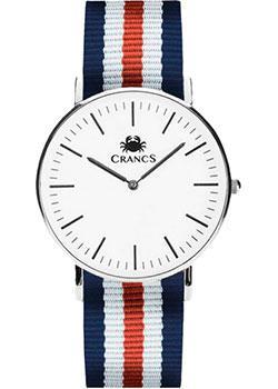 Crancs Часы Crancs 36SWS-Ny23. Коллекция Classic trio цена