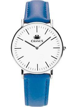Crancs Часы Crancs 36SWS-gLeGL01. Коллекция Blue Sea мужские часы crancs 40sws ny36