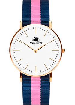 Crancs Часы Crancs 40GWG-Ny36. Коллекция Sotavento мужские часы crancs 40sws ny36