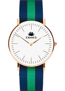 все цены на Crancs Часы Crancs 40GWG-Ny37. Коллекция Sotavento