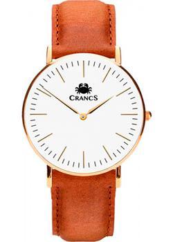 Crancs Часы Crancs 40GWG-gLeGL07. Коллекция Sotavento мужские часы crancs 40sws ny36