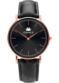 Crancs Часы Crancs 40RBR-gLeGL20. Коллекция Sotavento мужские часы crancs 40sws ny36